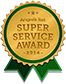 Super Service Badge