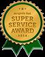 Super Service Badge